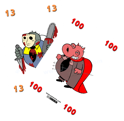 Autentia Planning Poker Cards